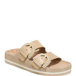 Women's Glyn Double Buckle Slide Sandals | Bloomingdale's (US)