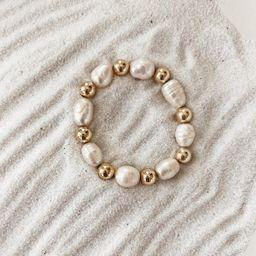 Fresh Water Pearl Bracelet | Stylin by Aylin