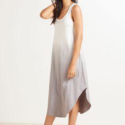 Reverie Scoop Dip Dye Dress   Evereve