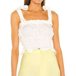 Linen Tie Cami | Revolve Clothing (Global)