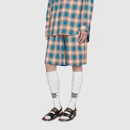 Men's sandal with Web   Gucci (US)