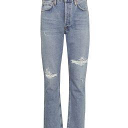 Charlotte high-rise slim jeans | Mytheresa (US)