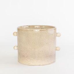 Glazed Stoneware Planter | McGee & Co.