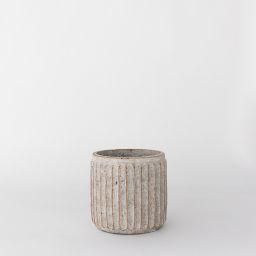 Whitewashed Ridge Pots | McGee & Co.