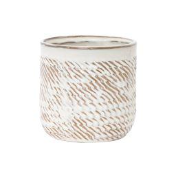 Stoneware Wheat Pot | McGee & Co.