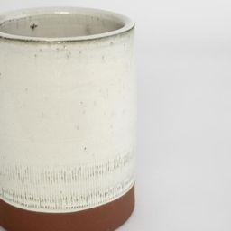 Dipped Ceramic Vase | McGee & Co.