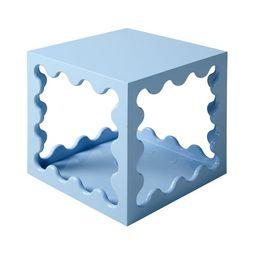 Ripple Lacquer Cube   Jonathan Adler