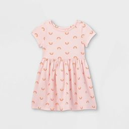 Toddler Girls' Short Sleeve Dress - Cat & Jack™ | Target