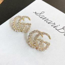 Big Stone Earrings | Etsy (US)