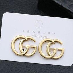 GG Earrings   Etsy (US)