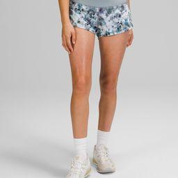"""Speed Up Low-Rise Short 2.5""""   Women's Shorts   lululemon   Lululemon (US)"""