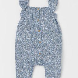 Cotton Jumpsuit | H&M (US)