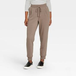 Women's High-Rise Ankle Jogger Pants - A New Day™ | Target