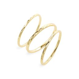 Alice Set of 3 Band Rings   Nordstrom
