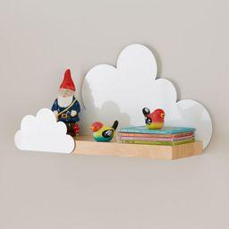 Cloud Wall Shelf + Reviews | Crate and Barrel | Crate & Barrel