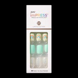 imPRESS Press-on Manicure - Summer Fever   KISS, imPRESS, JOAH