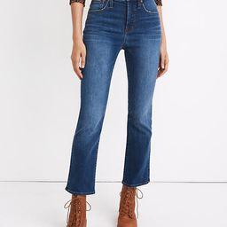 Cali Demi-Boot Jeans in Lockwood Wash   Madewell
