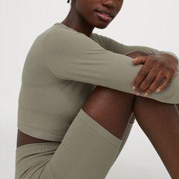 Long Sleeves | H&M (US)