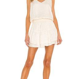 Smocked Waist Cami Mini Dress   Revolve Clothing (Global)