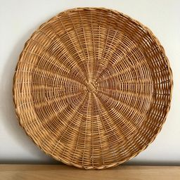 Wicker Flat Baskets | Etsy | Etsy (CAD)