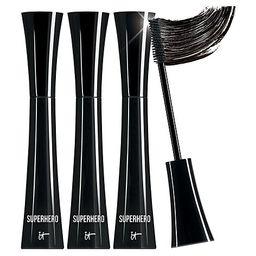 IT Cosmetics Super-size Superhero Elastic Stretch Mascara Trio | QVC