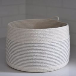 Anna 140  Rope storage basket | Etsy | Etsy (CAD)