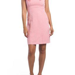Ruffle Shoulder Mini Dress | TJ Maxx