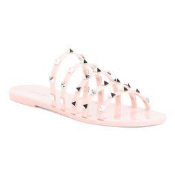 Studded Flat Sandals | TJ Maxx