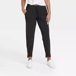 Women's Stretch Woven Pants - All in Motion™ | Target