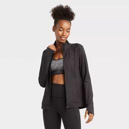 Women's Zip Front Jacket - All in Motion™ | Target
