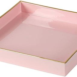 R 16 Home 44766 Tray, 8.7x1.2x8.7, Pink   Amazon (US)