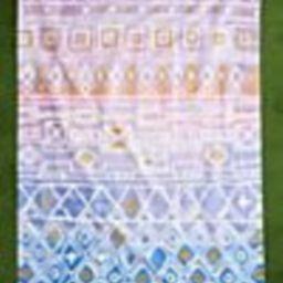 Sunny Florals Picnic Blanket   Anthropologie (US)