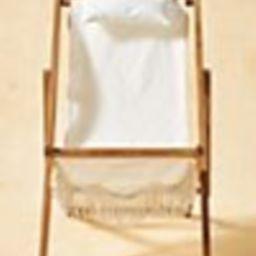 Soleil Beach Sling Chair   Anthropologie (US)