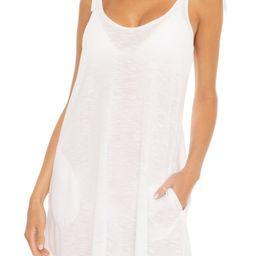 Breezy Basics Cover-Up Dress   Nordstrom