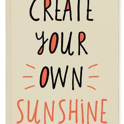 Personalized Happiness Sunshine Journal   Nordstrom