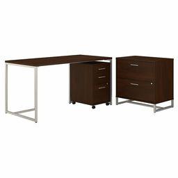 Dennehotso Desk and File Cabinet Set   Wayfair North America