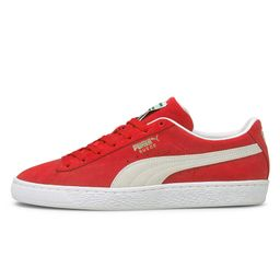 Puma Suede classic sneakers in red | ASOS (Global)