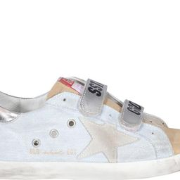 Golden Goose Deluxe Brand Old School Sneakers   Cettire Global