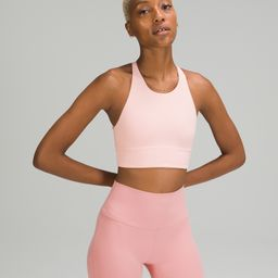 Free to Be High-Neck Long-Line Bra - Wild Light Support, A/B Cups Online Only | Lululemon (US)