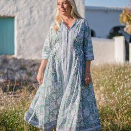 Boho beautiful kaftan dress  plus size green maxi dress    Etsy   Etsy (CAD)