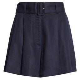 Club Monaco Belted Shorts | Nordstrom | Nordstrom