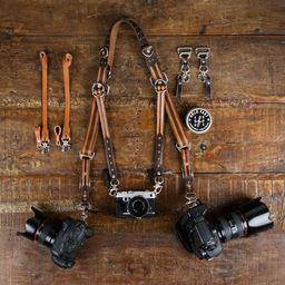The Original Dual Camera Strap Harness  HoldFast MoneyMaker | Etsy | Etsy (US)