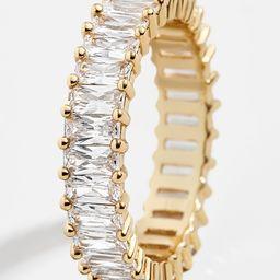 Mini Alidia Cubic Zirconia Ring | BaubleBar (US)