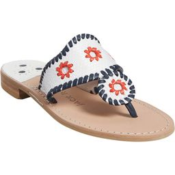 Jack Rogers Patriotic Jacks Flip Flop (Women) | Nordstrom | Nordstrom