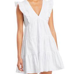 Ruffled Mini Dress - 100% Exclusive | Bloomingdale's (US)