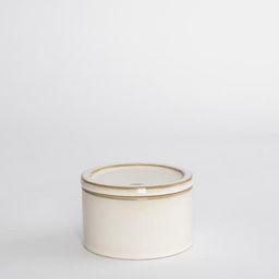 Glazed Stoneware Canister | McGee & Co.