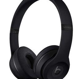 Beats Solo3 Wireless On-Ear Headphones - Apple W1 Headphone Chip, Class 1 Bluetooth, 40 Hours of ...   Amazon (US)
