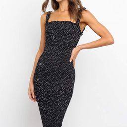 Lailah Dress - Black   Petal & Pup (US)