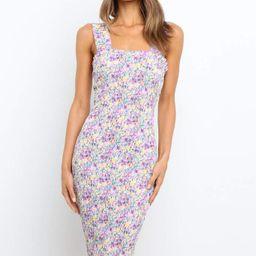 Axara Dress - Lilac Floral   Petal & Pup (US)