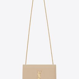 kate medium with tassel in smooth leather | Saint Laurent